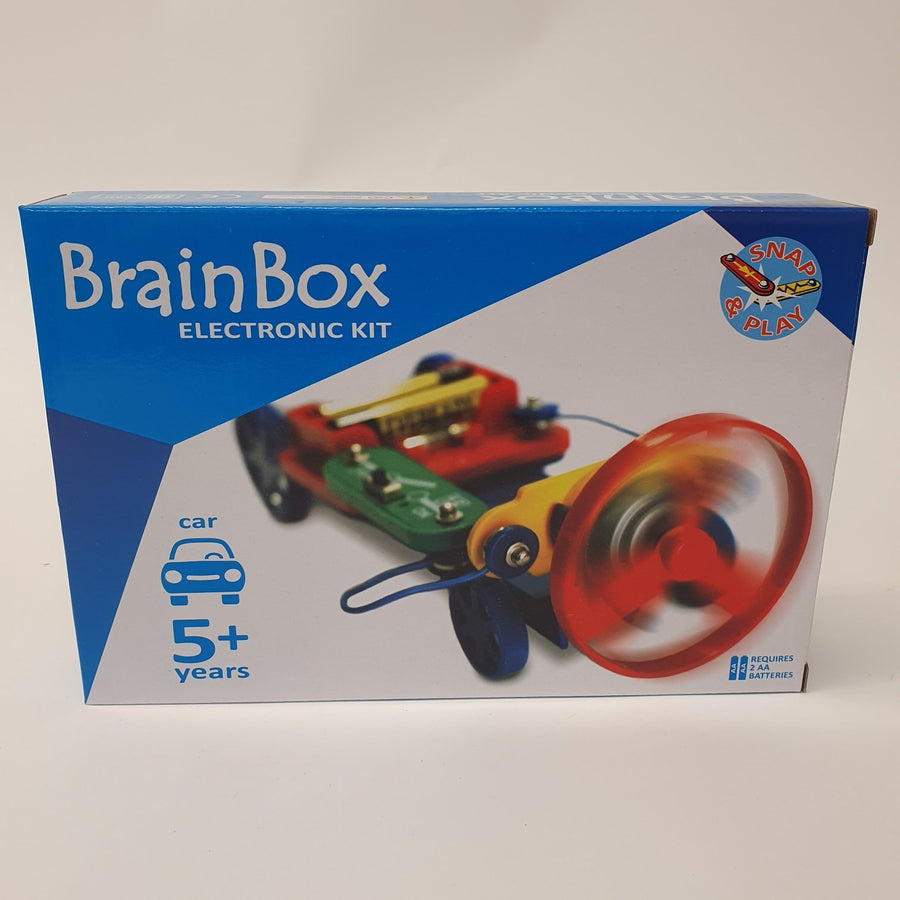 Brain Box Electronic Kit Car