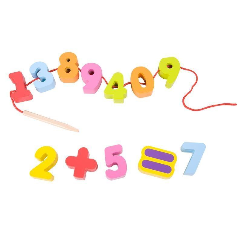 Classic World Numbers Beads