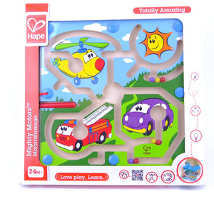 Hape Mighty Motors Puzzle