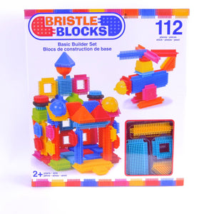 Bristle Blocks 112 Piece