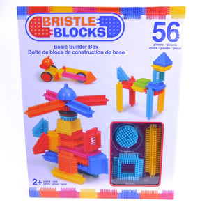 Bristle Blocks 56 Pce