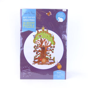 Kuwi the Kiwi Advent Calendar