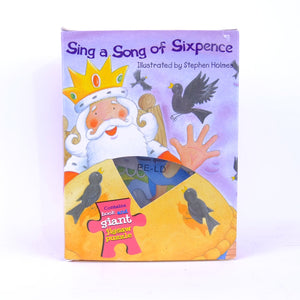 Sing A Song Of Sixpence Jigsaw