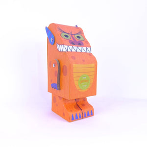 Creatures Puzzle Monster Orang