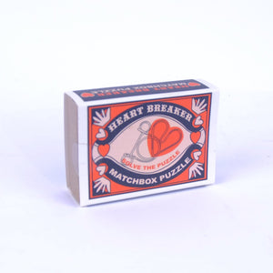 Matchbox Puzzle Heart Breaker