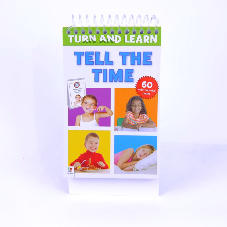 Turn & Learn Tell The Time