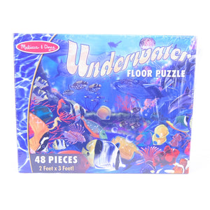 Underwater Floor Puzzle 48Pc