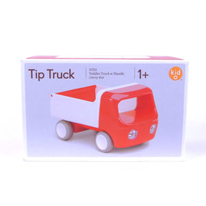 Tip Truck - Cherry Red