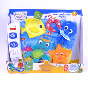 Ocean Exploration Play Pad