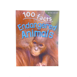 100 Facts Endangered Animals
