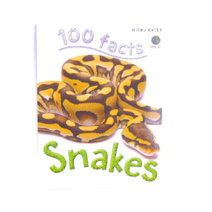 100 Facts Snakes