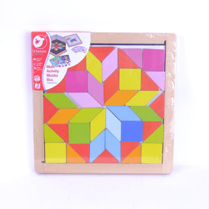 Multi Activity Blocks Box