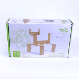 Tegu Endeavor Natural Set