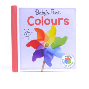 Baby's First Colours Book