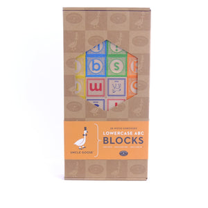 Lowercase ABC Blocks