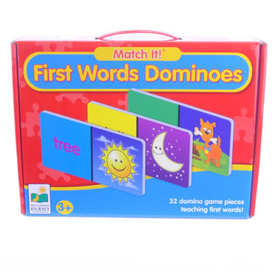 First Words Dominoes