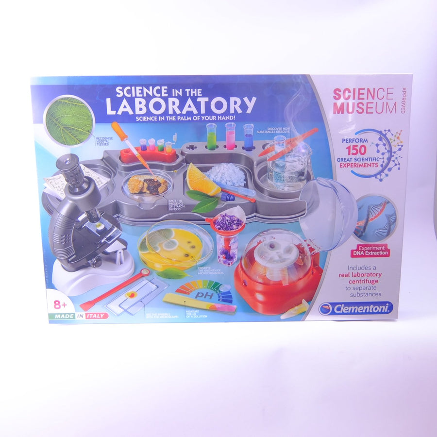 Science In The Laboratory