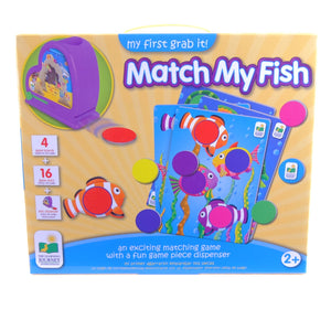 Match My Fish