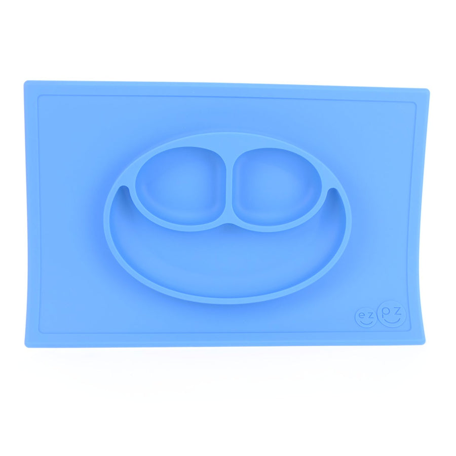 The Happy Mat Blue