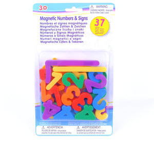Magnetic Numbers & Signs