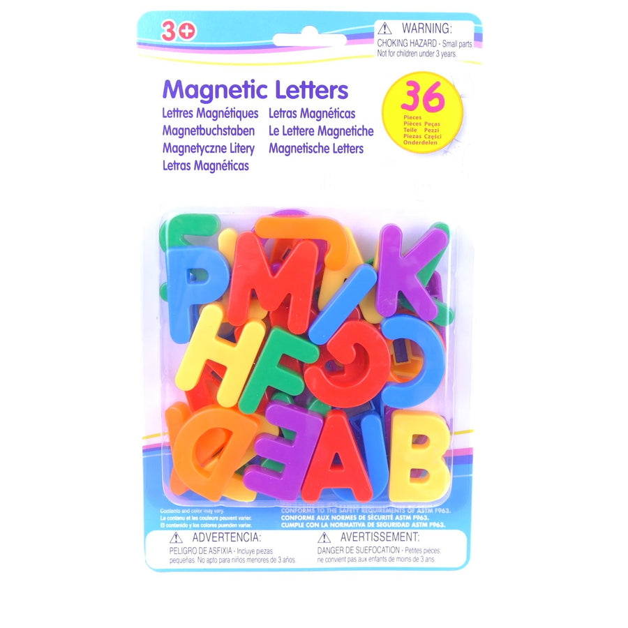 Magnetic Letters Uppercase