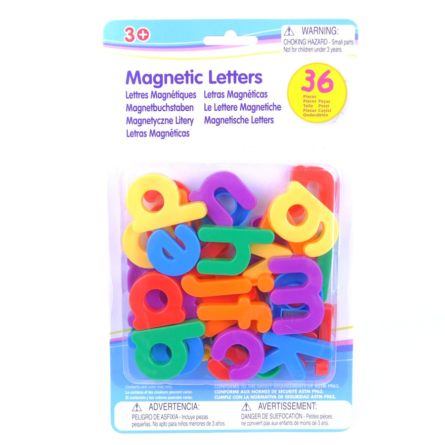 Magnetic Letters Lowercase