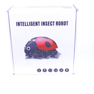 Intelligent Insect Robot