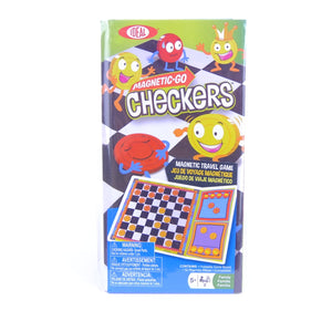 Magnetic-Go Checkers