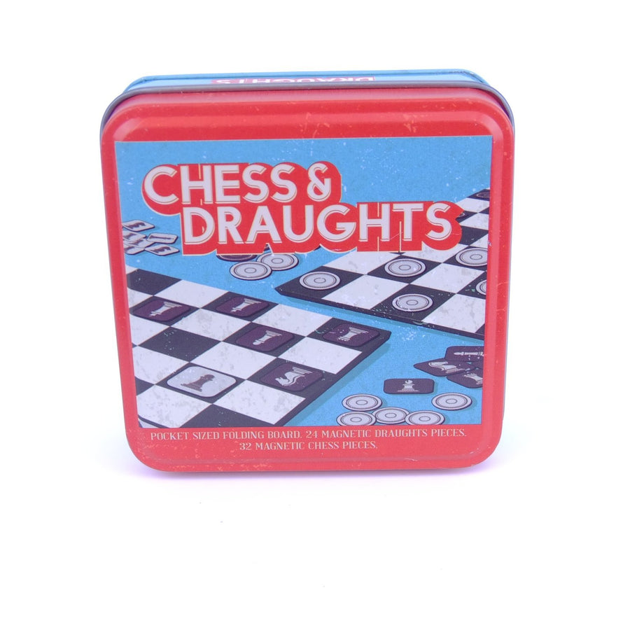 Chess & Draughts