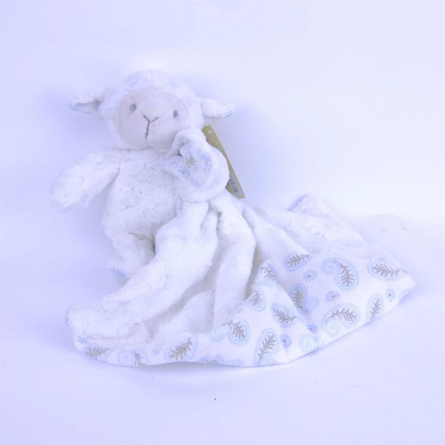 Sheep Blankie Blue