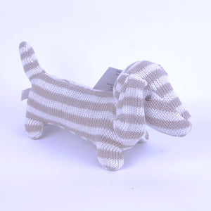 Organic Soft Toy Dog