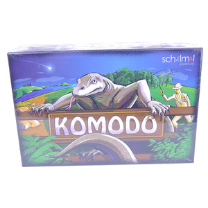 Komodo Game