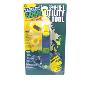 Backyard Safari Utility Tool