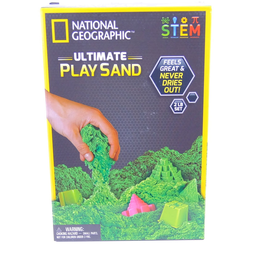 Ultimate Play Sand Green