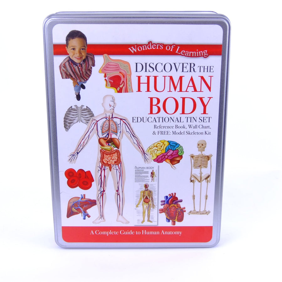 Discover The Human Body Set