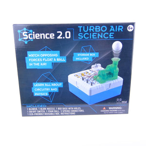 Turbo Air Science