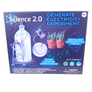 Generate Electricity Experiment
