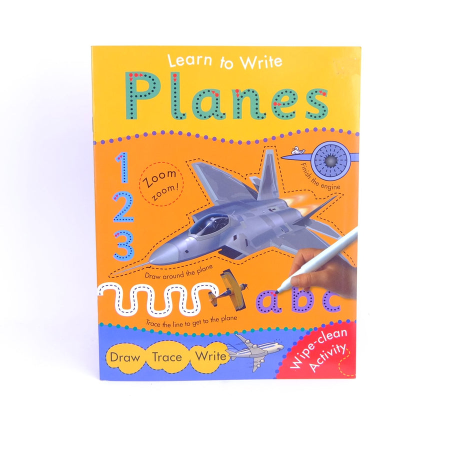 Learn To Write Planes