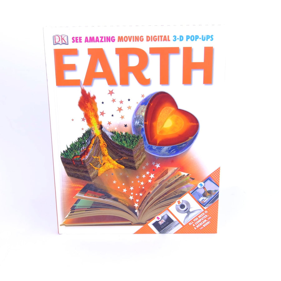 3D Pop Ups Earth