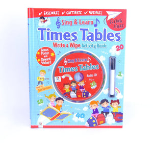 Flying Start Times Tables