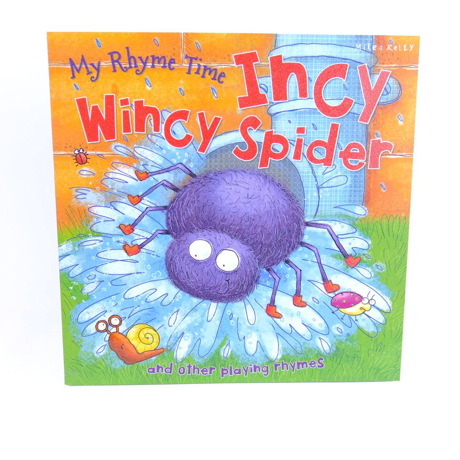 My Rhyme Time Incy Wincy Spide