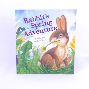 Rabbits Spring Adventure