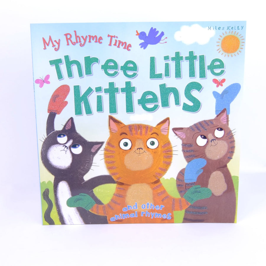 Rhyme Time Three Little Kitten
