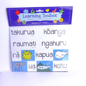 Magnetic Seasons In Maori