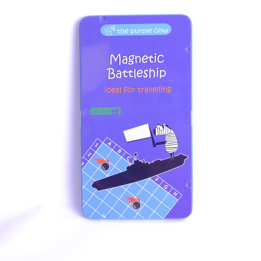 Magnetic Battleship