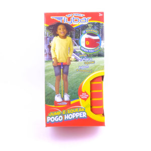 Pogo Hopper Red