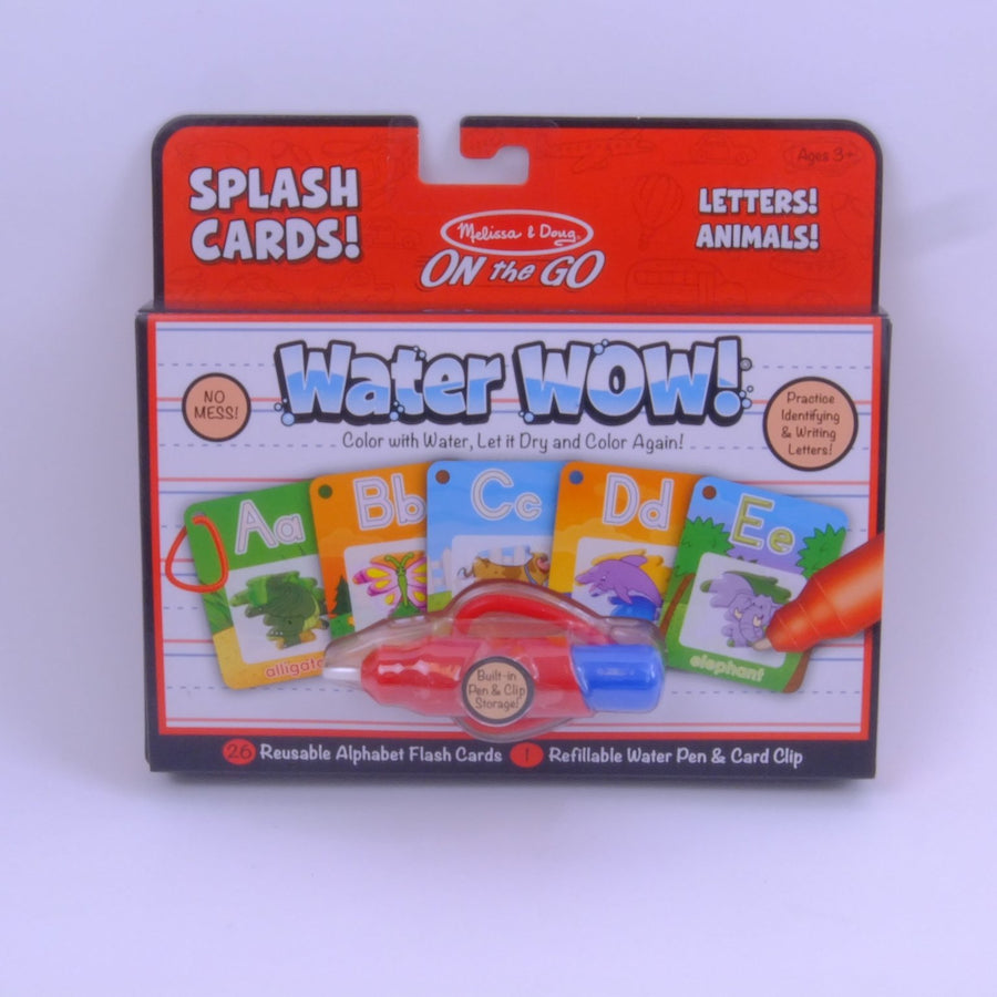 Water Wow Splash Cards