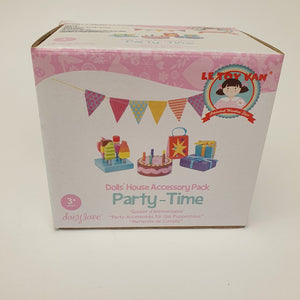 Daisy Lane Party Time Set