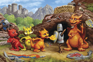Dragon School Puzzle