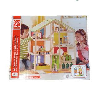 Hape All Seasons House U/F